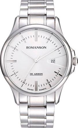 цена на Мужские часы Romanson CA5A10MMW(WH)