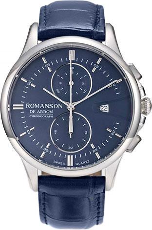 цена на Мужские часы Romanson CB5A09HMW(BU)
