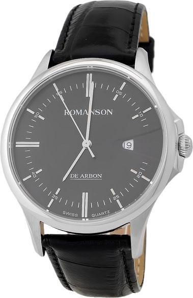 цена на Мужские часы Romanson CB5A10MMW(BK)
