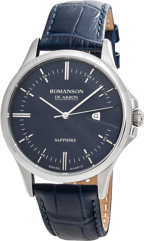 цена на Мужские часы Romanson CB5A10MMW(BU)