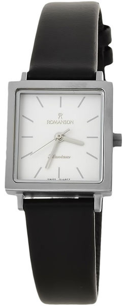 Женские часы Romanson DL2133SLW(WH) женские часы romanson dl2133slw wh