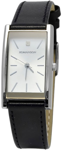 Женские часы Romanson DL2158CLW(WH)-ucenka