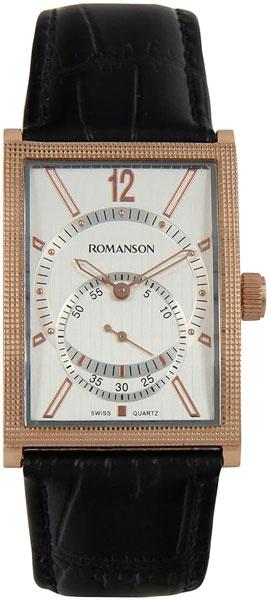 Мужские часы Romanson DL5146SMC(WH) romanson dl5146smc wh romanson
