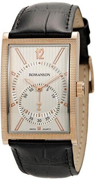 Мужские часы Romanson DL5146SMR(WH)-ucenka