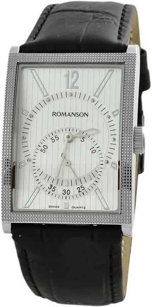 Мужские часы в коллекции Modish Мужские часы Romanson DL5146SMW(WH) фото