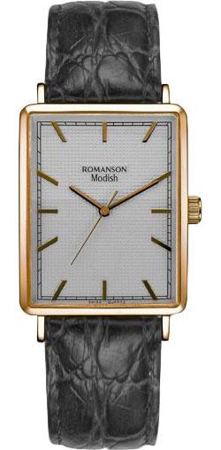 Купить Женские Часы Romanson Dl5163Slr(Wh)