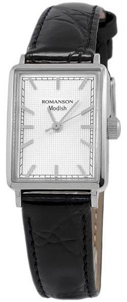 Женские часы Romanson DL5163SLW(WH) кеды tbs кеды