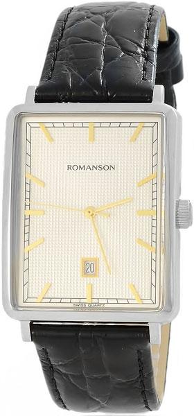 Мужские часы в коллекции Modish Мужские часы Romanson DL5163SMC(WH) фото