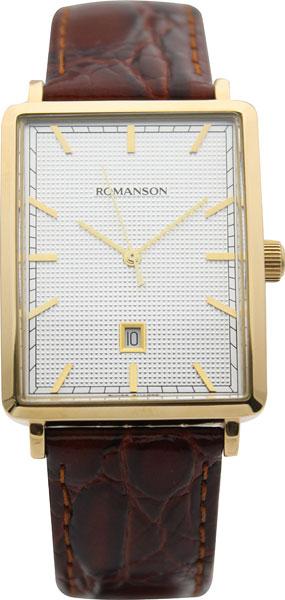 Мужские часы Romanson DL5163SMG(WH) цена и фото