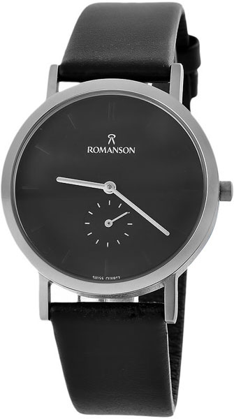Мужские часы Romanson DL9782HMW(BK) мужские часы romanson dl9782hmw bk