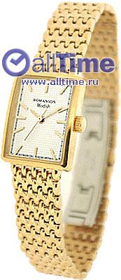 Женские часы Romanson DM5163LR(WH) женские часы romanson rm6107qlj wh