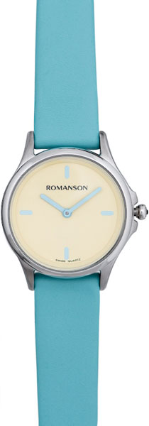 Женские часы Romanson ML5A12LLW(BU)