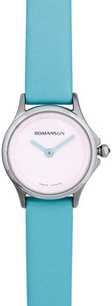 лучшая цена Женские часы Romanson ML5A12LYW(BU)