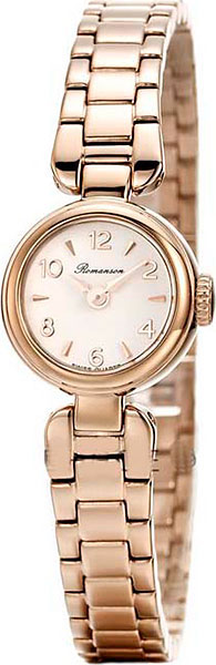 Женские часы Romanson PA2638LLR(WH)