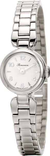 Женские часы Romanson PA2638LLW(WH)