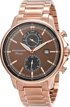 Мужские часы Romanson PA3251FMR(BR) все цены