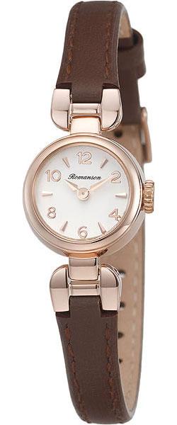 Женские часы Romanson PB2638LLR(WH)