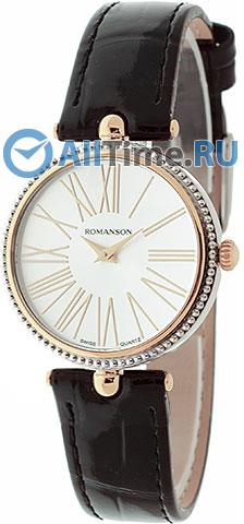 Женские часы Romanson RL0362LJ(WH) romanson rl 9206 lj wh