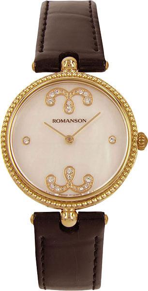 Женские часы Romanson RL0363LG(PINK) все цены