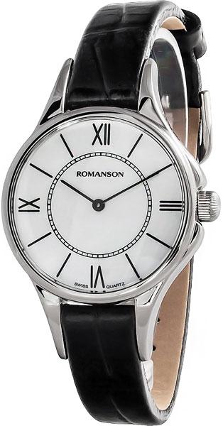 Женские часы Romanson RL0364LW(WH) romanson rl 0363 lw wh