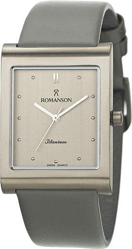 Мужские часы Romanson DL0581SMW(GR) цена