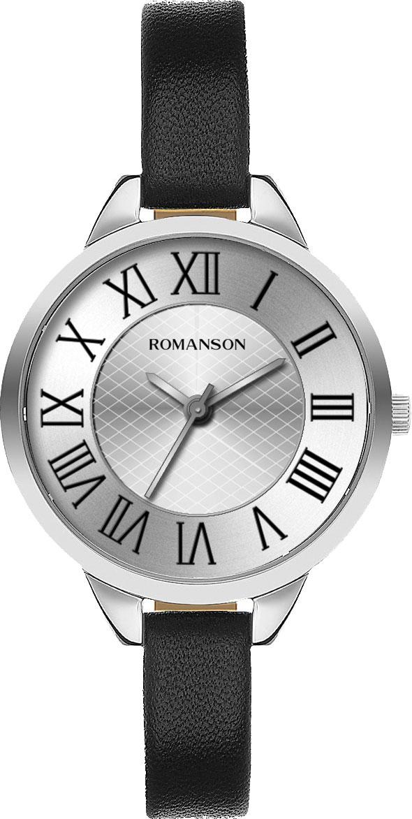 Женские часы Romanson RL0B05LLW(WH) цена 2017