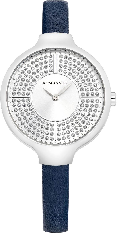 Женские часы Romanson RL0B13LLW(WH) женские часы romanson tm8a42llw wh