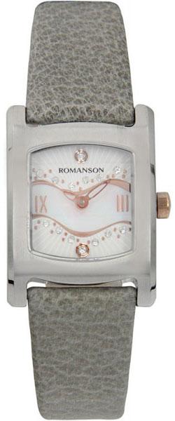 Женские часы Romanson RL1254LJ(WH) romanson rl 9206 lj wh