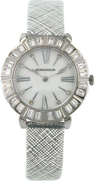 цена на Женские часы Romanson RL1255TLW(WH)WH