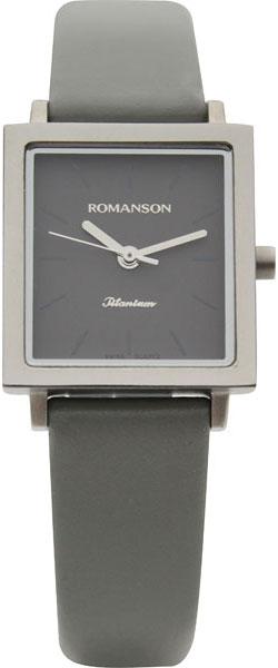 Женские часы Romanson DL2133SLW(GR) все цены