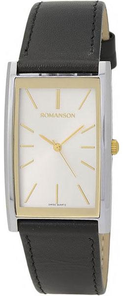 Наручные часы Romanson DL2158CMC(WH) — купить в интернет-магазине AllTime.ru по лучшей цене, фото, характеристики, инструкция, описание