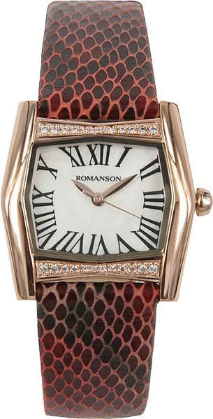 Женские часы Romanson RL2623QLR(WH) женские часы romanson rl2623qlr wh