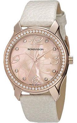 Женские часы Romanson RL3214QLR(RG)