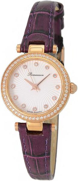 Женские часы Romanson RL3265QLR(WH)VI