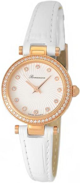 Женские часы Romanson RL3265QLR(WH)WH