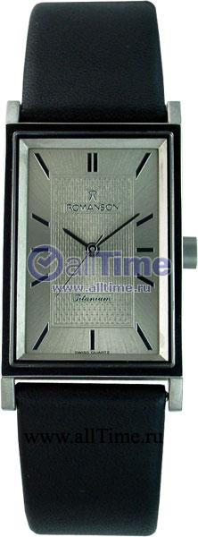Мужские часы Romanson DL4191SMW(GR)