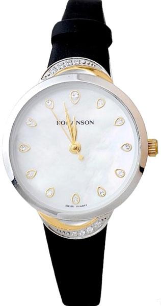 Женские часы Romanson RL4203QLC(WH)