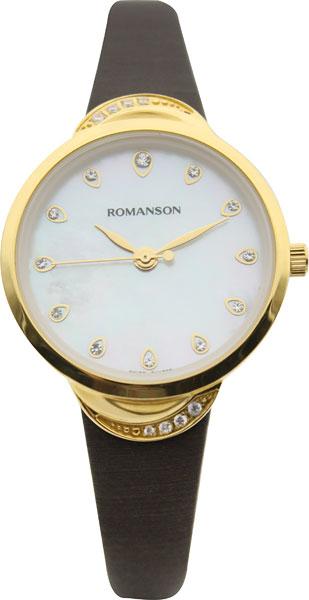 Женские часы Romanson RL4203QLG(WH)BN цена