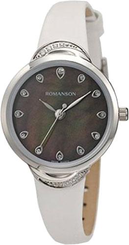 Женские часы Romanson RL4203QLW(BK)