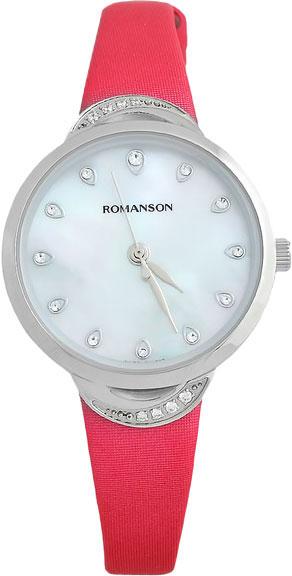 все цены на Женские часы Romanson RL4203QLW(WH)PK