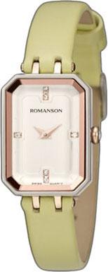 Фото - Женские часы Romanson RL4207LJ(WH) бензиновая виброплита калибр бвп 13 5500в