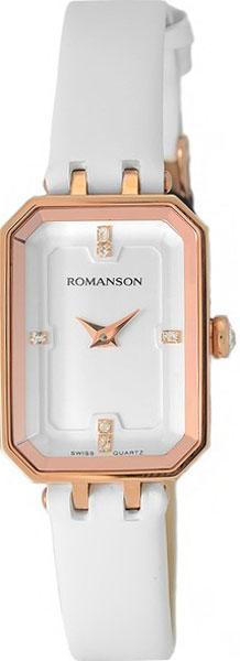 Женские часы Romanson RL4207LR(WH)