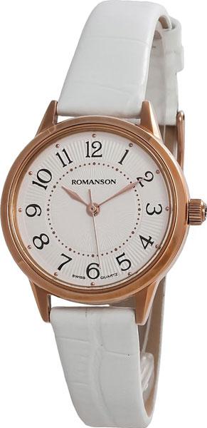 Женские часы Romanson RL4224LR(WH) romanson rl 4224 lw wh