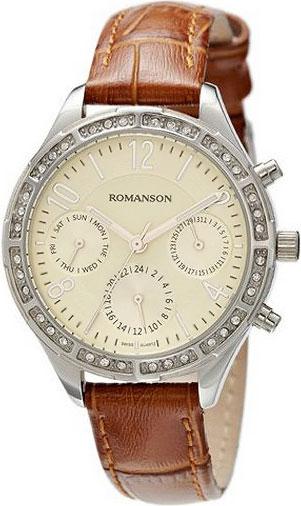 Женские часы Romanson RL4261FLW(IV) владимир лизун глубина 4261 метр
