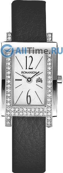 Женские часы Romanson RL6159QLW(WH) romanson часы romanson rm5113qlc wh коллекция giselle