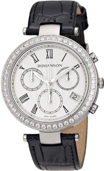 Женские часы Romanson RL6A02HLW(WH)