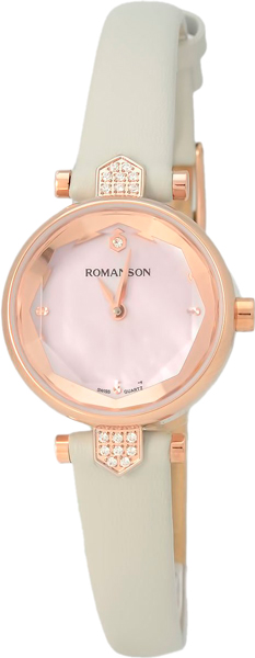 Женские часы Romanson RL6A04QLR(PINK)