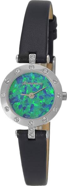 Женские часы Romanson RL6A11QLW(BU) romanson rl 6a11q lw bu