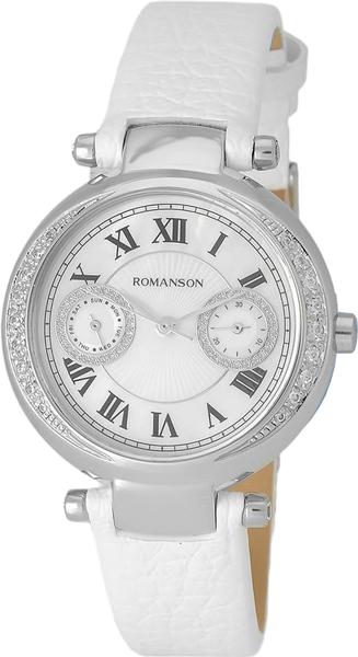 цена на Женские часы Romanson RL6A18QLW(WH)WH