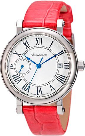 Женские часы Romanson RL6A19LLW(WH)PINK все цены